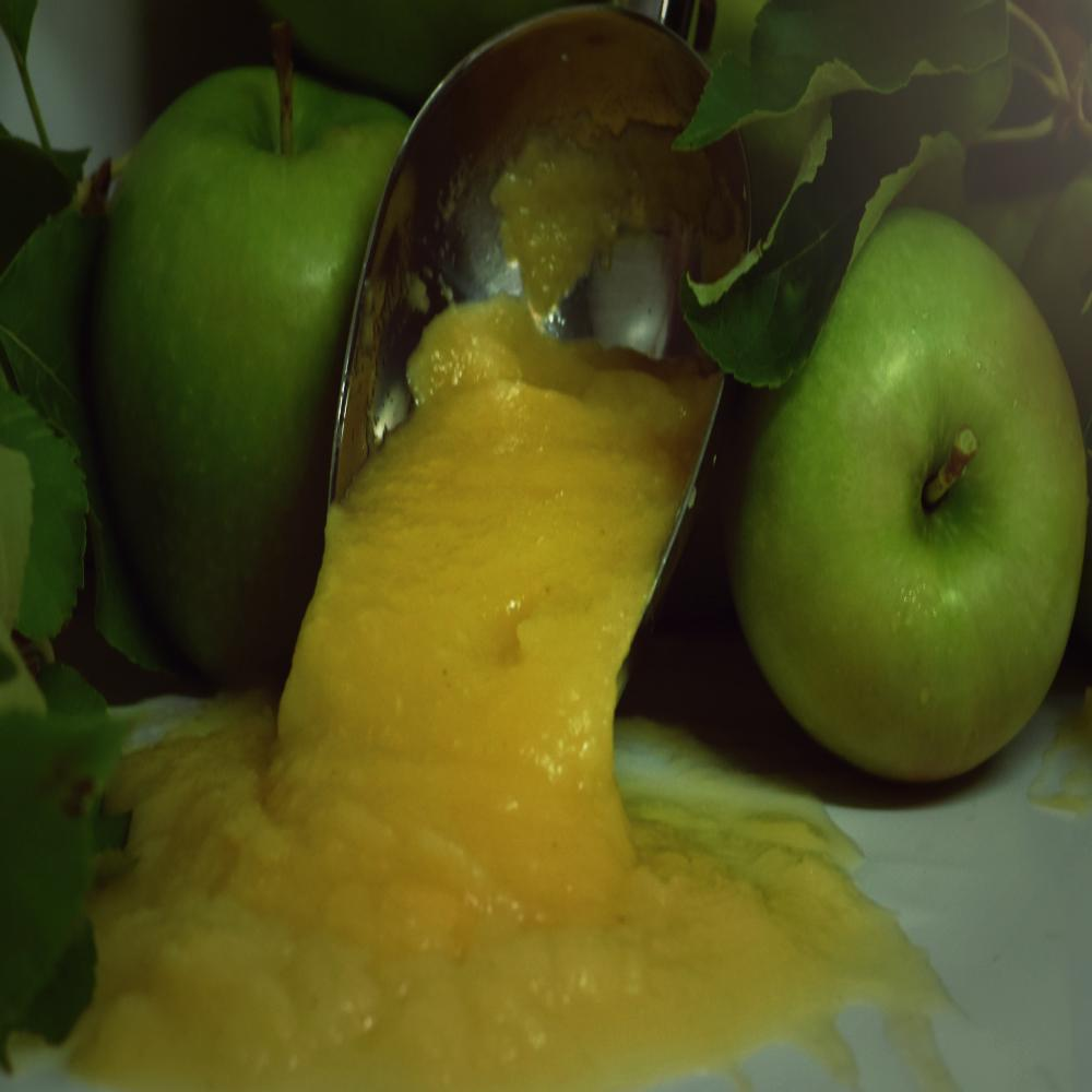Aseptic Packed Apple Puree