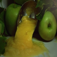 Fresh Apple Puree - Click for more info